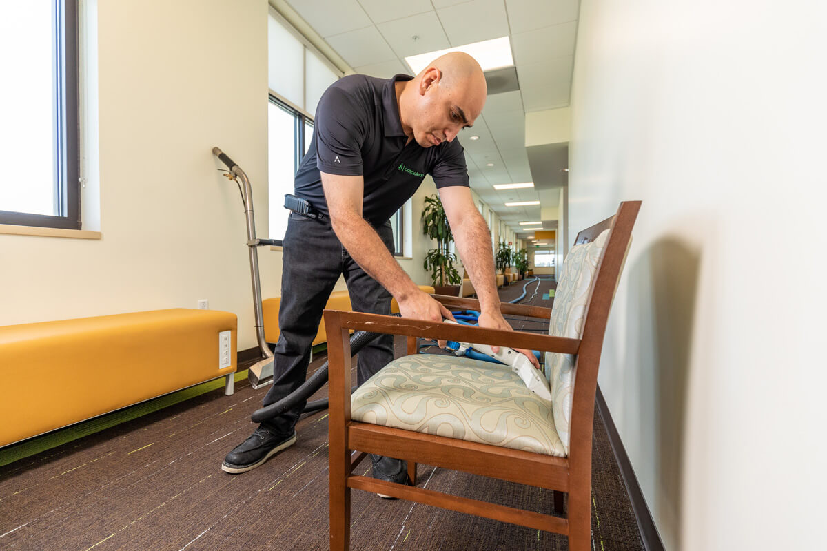 upholstery care